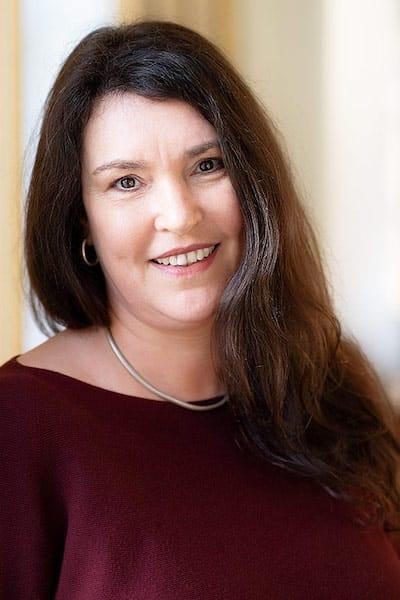 Susanne Hinrichs - Trauerrednerin